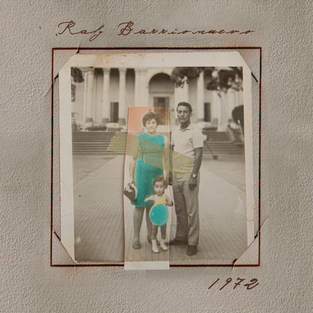 Raly Barrionuevo lanza un nuevo disco y lo vas a poder escuchar por FM Oxigeno.