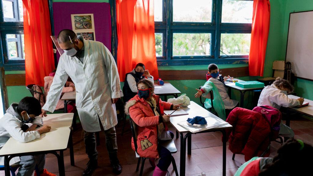 Regresan en la provincia de Santa Fe las clases con presencialidad en todos los niveles educativos